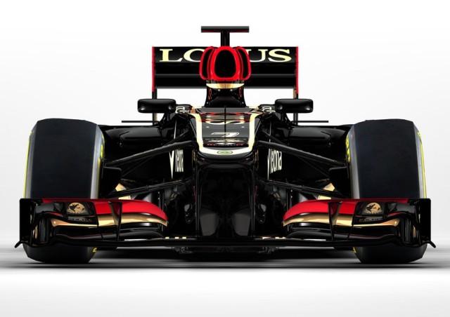 Com esse carro Kimi vai tentar mais umas vitorias na F1