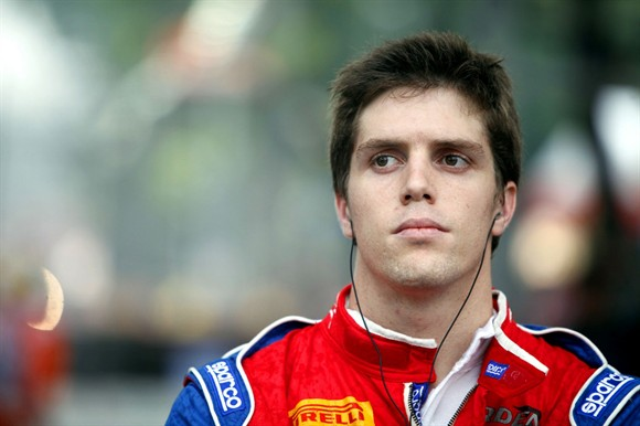 Luiz Razia é o mais novo piloto brasileiro na F1