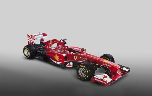 Nova Ferrari F138