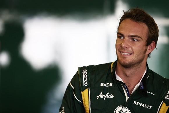 Giedo van der Garde é o novo piloto da Caterham para 2013